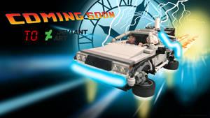 LEGO BTTF (Coming Soon)