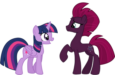 Twilight and Tempest 3 (vector V2)