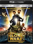 The Clone Wars 2008 (4k Cover)