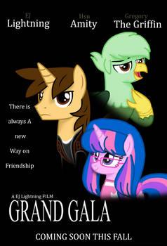 Grand Gala (Fake Movie Poster)
