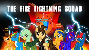 The New Fire Lightning Squad Wallpaper