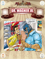 Dr Wagner Jr by nebrag