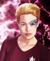 Outsiders - Seven of Nine by CravenLunatic