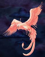 Spirit of Hope - Phoenix by CravenLunatic