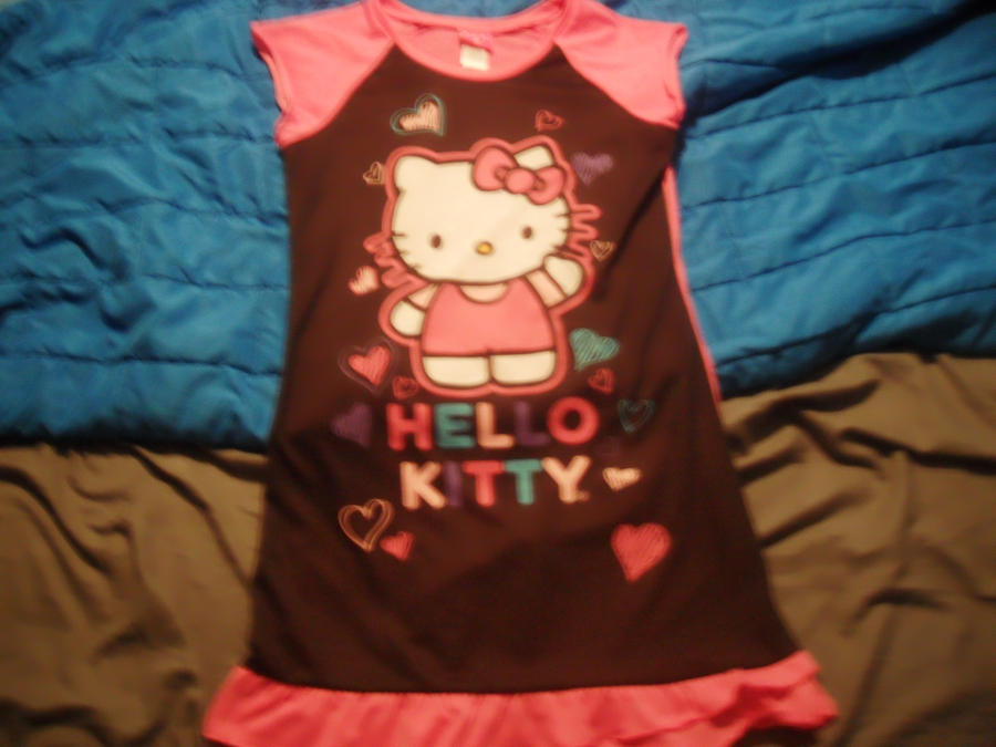I heart hello kitty by duncanfan1234 on deviantart for 1234 get on the dance floor lyrics