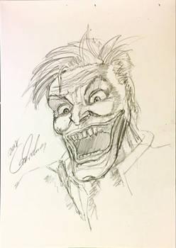 Joker the man who laughs!