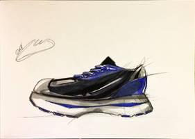 shoe rendering