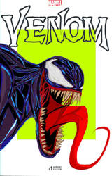 Venom blank cover ''Yummy''