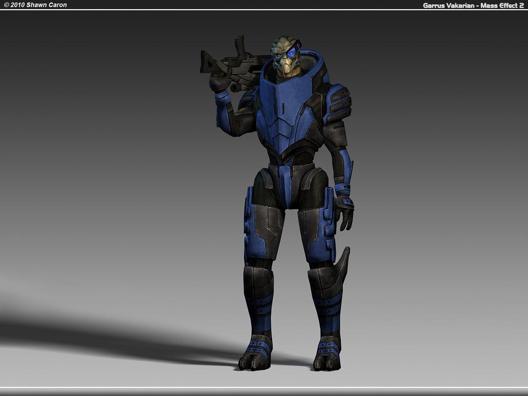 Garrus Vakarian-Mass Effect 2 By Scaron On DeviantArt