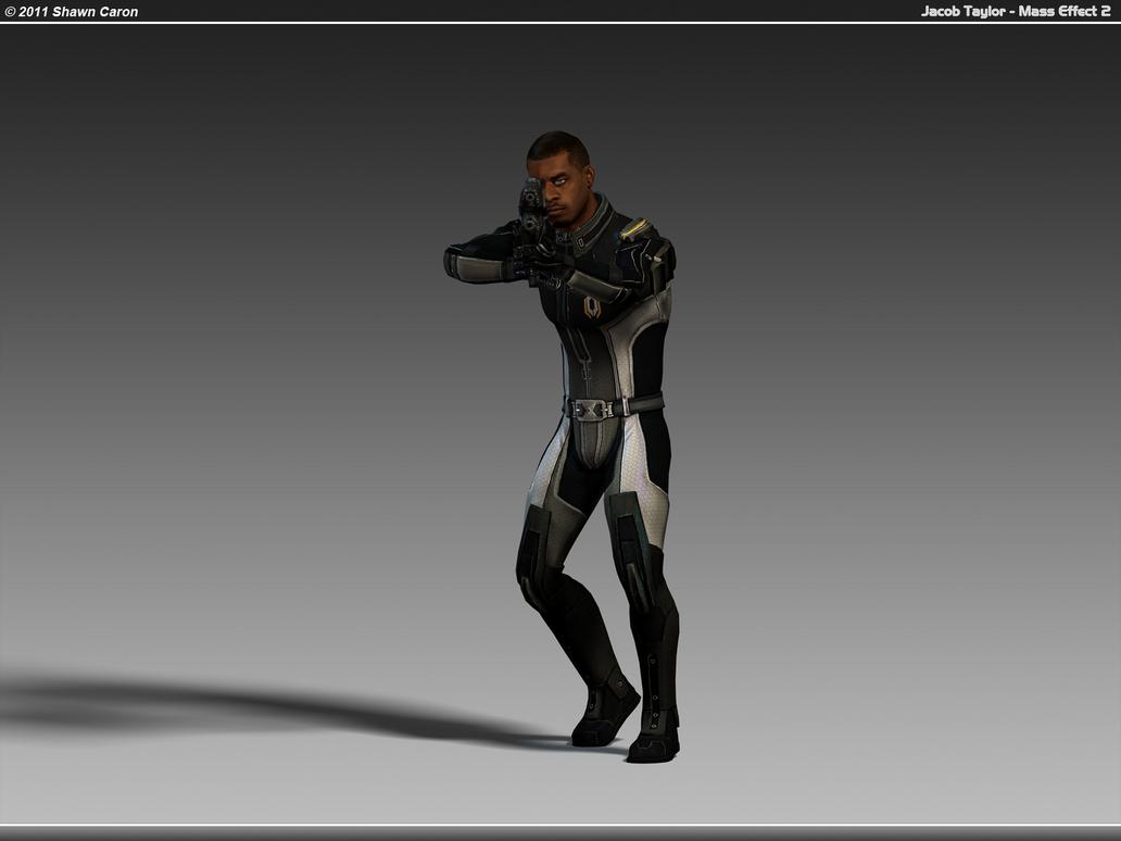 Mass Effect 2 By Scaron On DeviantArt