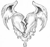 Winged Heart by thecandylandsniper
