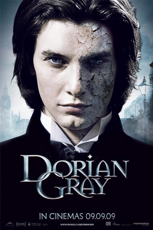 Dorian Gray poster by gabysnake