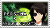 Ryouji Kizuato STAMP by pKotetsu
