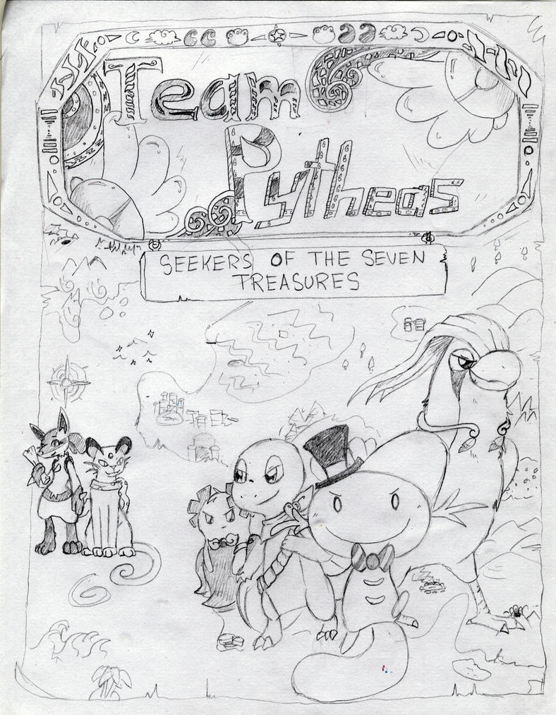 PMD Title page by CrazyIguana