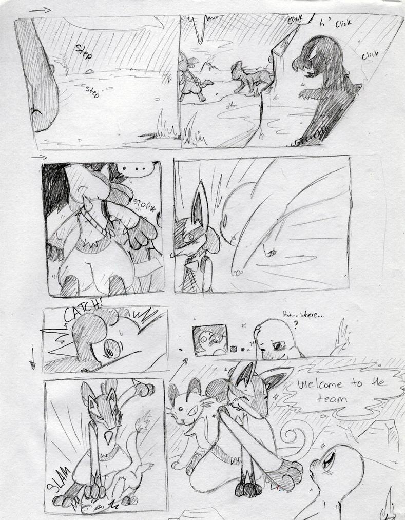 PMD Page 1 by CrazyIguana