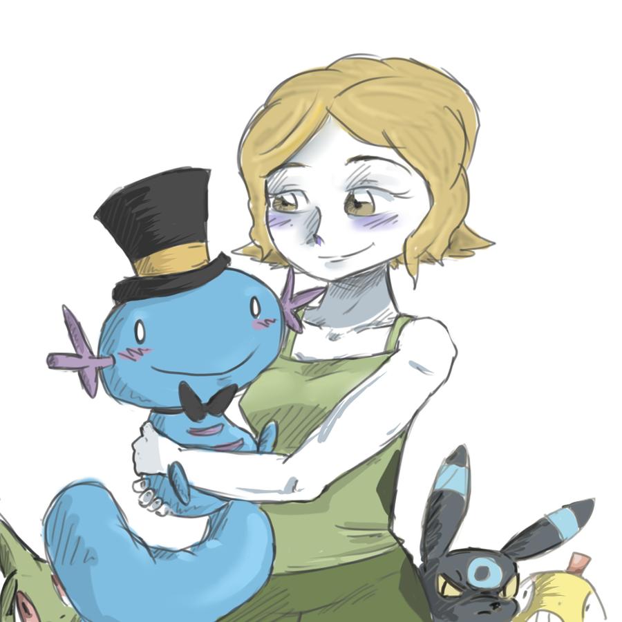 IconPoke Doodle by CrazyIguana