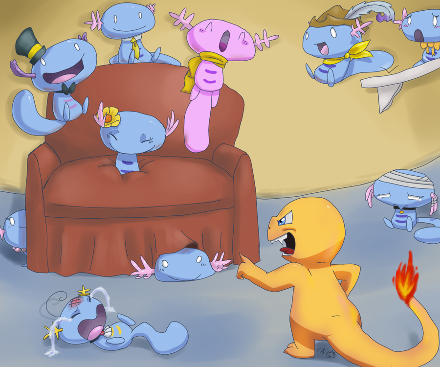 10 little Woopers by CrazyIguana