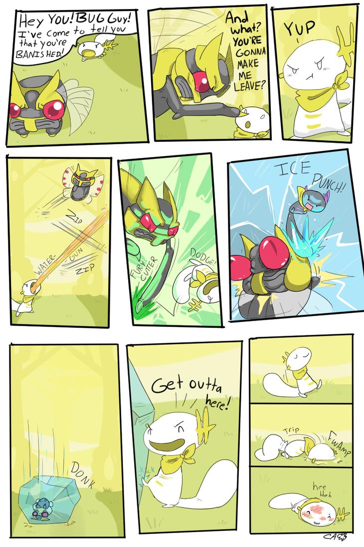 Bad Bug Task by CrazyIguana