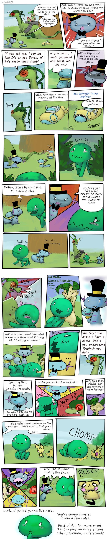 Prologue Page 6 by CrazyIguana