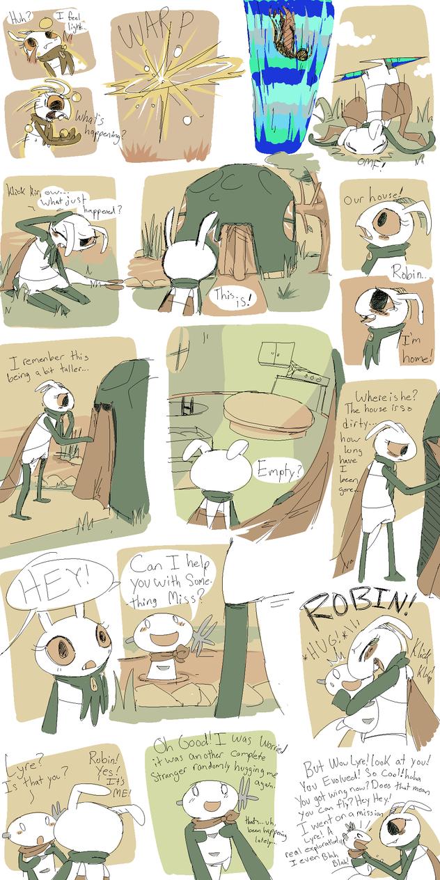 Reunite Part 2 by CrazyIguana