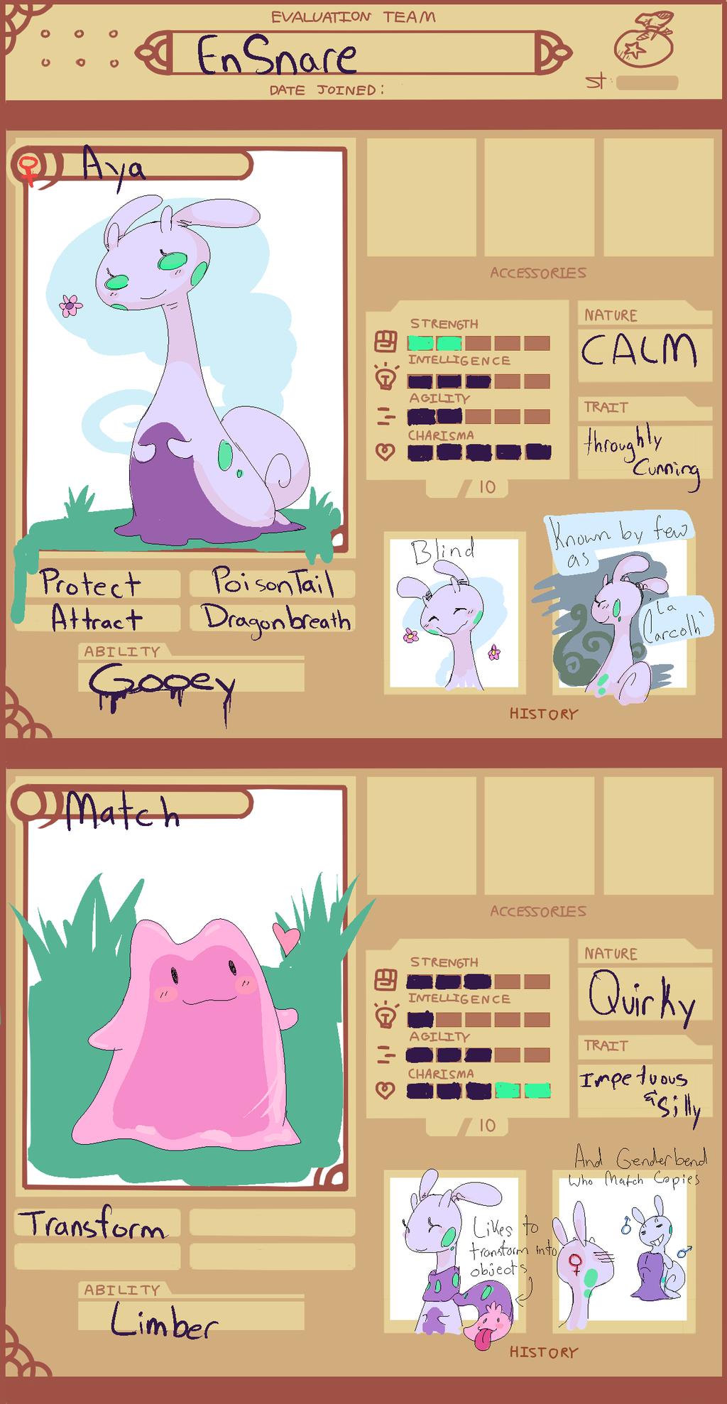 Team Ensnare App by CrazyIguana