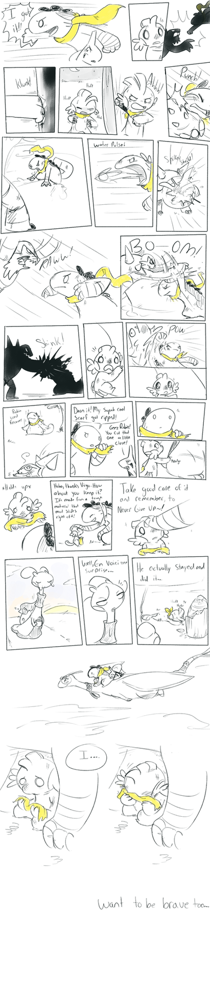 theScarf Part3 by CrazyIguana