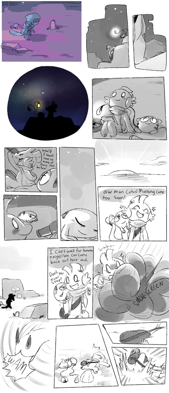 The New Sky pg02 by CrazyIguana