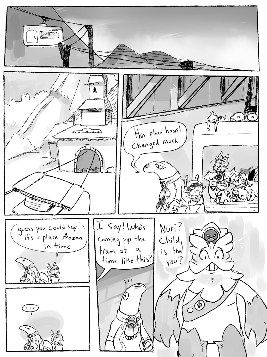 Mission 2 Prologue pg2 by CrazyIguana