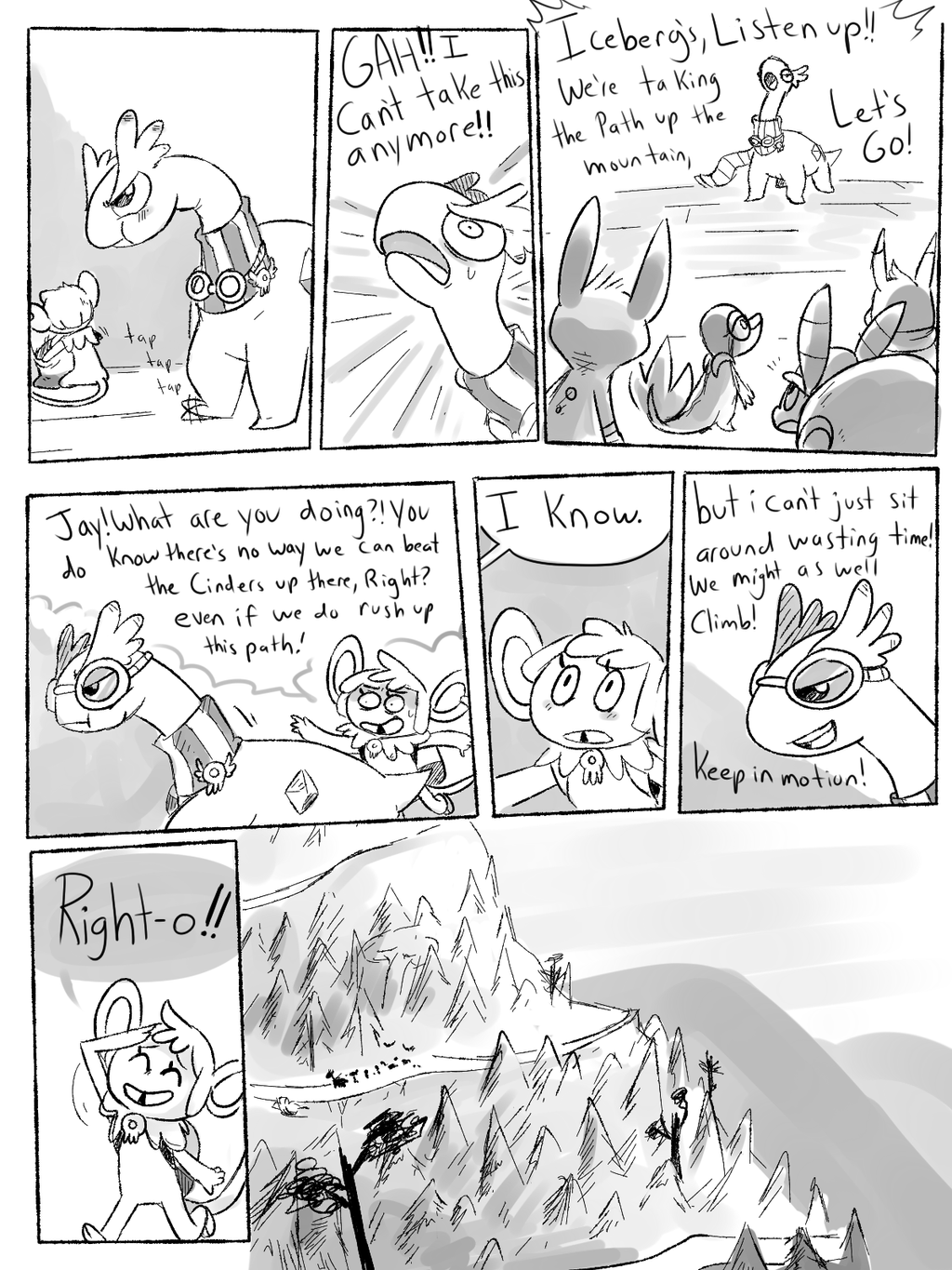 Mission 2 Prologue pg6 by CrazyIguana
