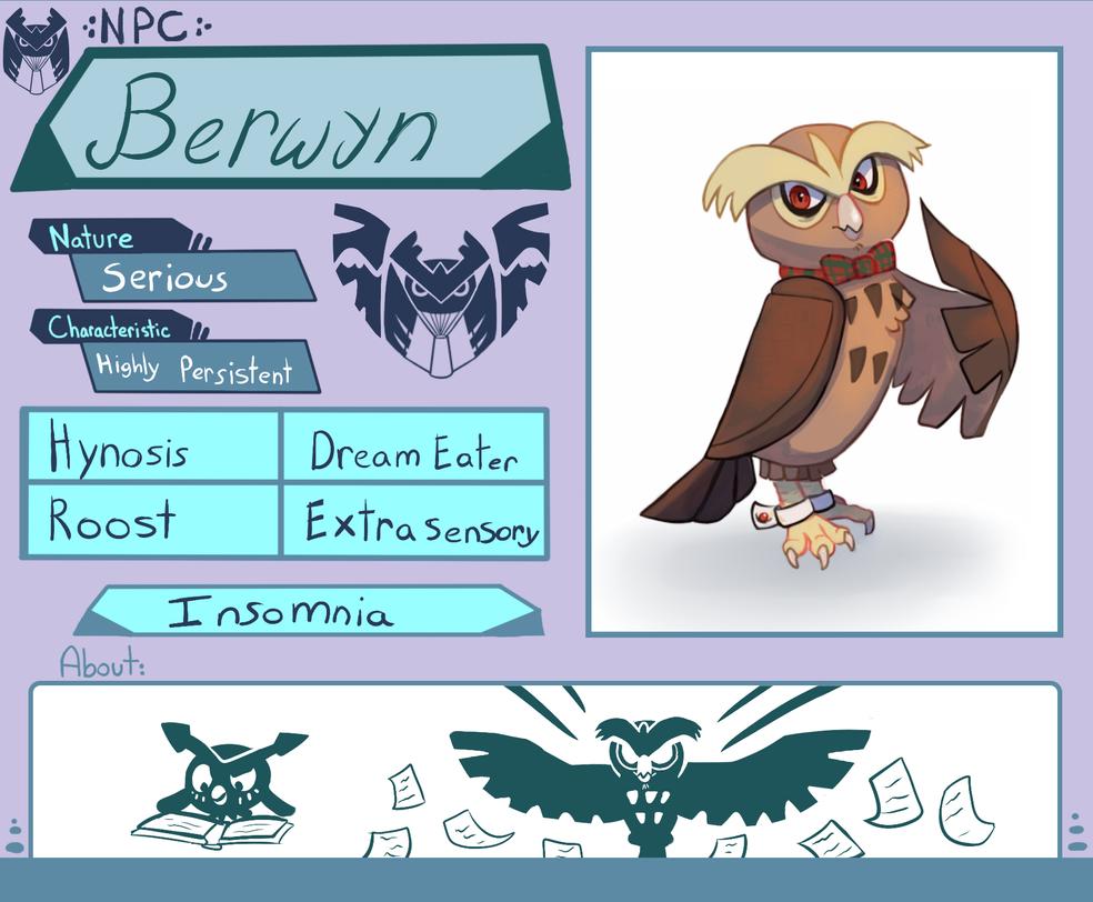Berwyn App by CrazyIguana