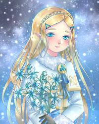 Silent Winter by ScruffyPoop