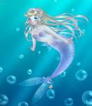 Mermaid Butterfly