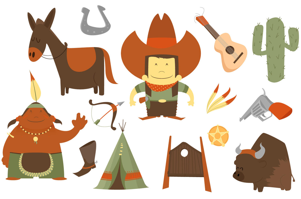 cowboy western pack by picturesofpelicans on deviantart