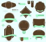 Digital badges logo pack