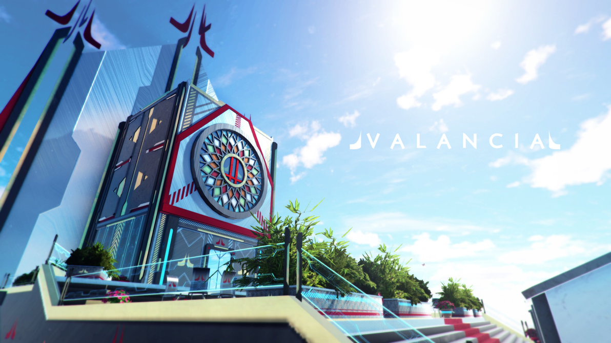 Valancia 3D preview by pop2corn