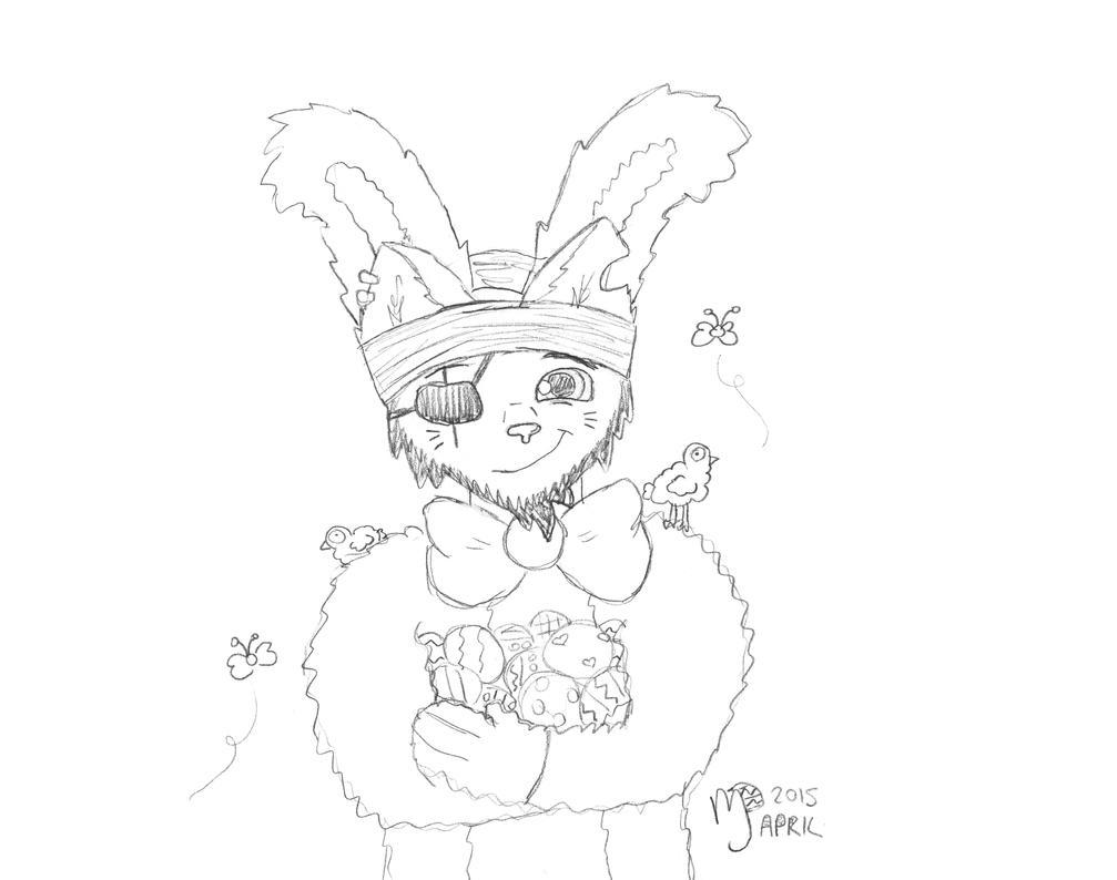 Happy Easter!! by mellomeerkat