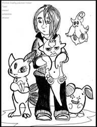 Warlock Pokemon Traner