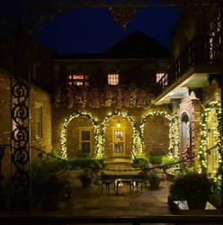 the forbidden courtyard