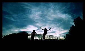 sky.. by Astja
