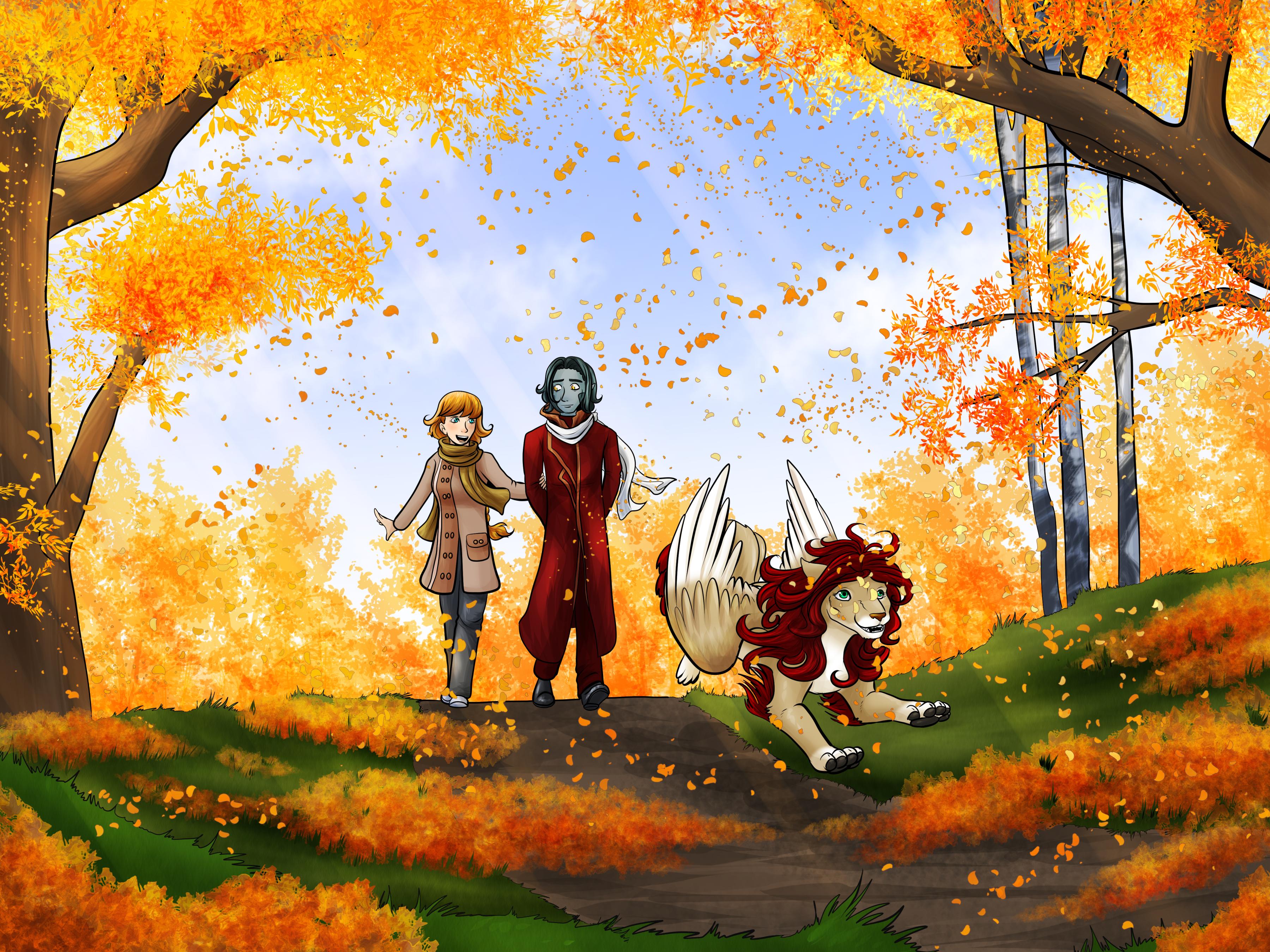 AD Fall 2014 by shivaesyke