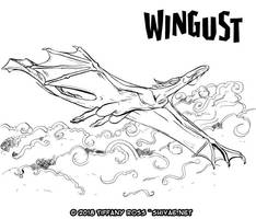 Wingust-07-Against-the-Sky by shivaesyke