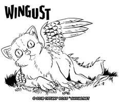 Wingust-09-Baby by shivaesyke