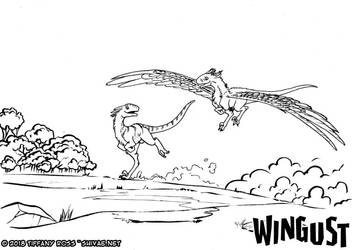Day 24 - Swooping