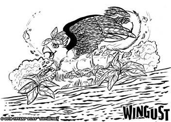 Wingust 28 - Fall Leaves