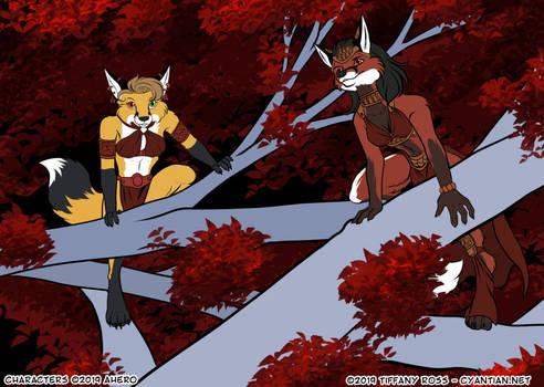 Alien-Foxes Commission