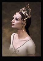 Indian Priestess by lisabailarina