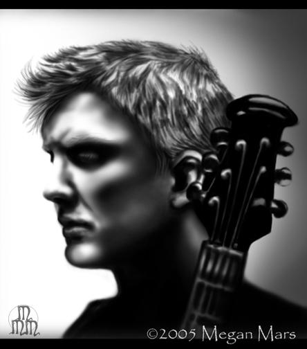 Queens of the Stone Age-Josh by Lilith413