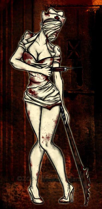Silent Nurse by Lilith413