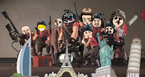 TF2 Family Face Funny by MFFMasterYTPMV