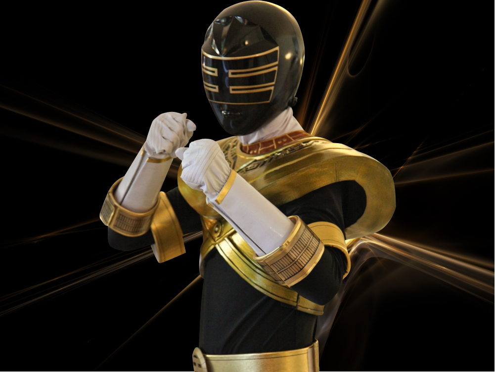 Download Gold Ranger Wallpaper Gallery